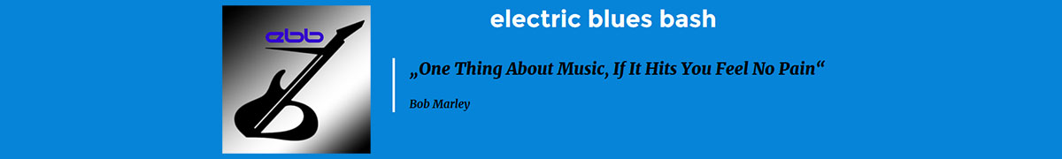electric blues bash