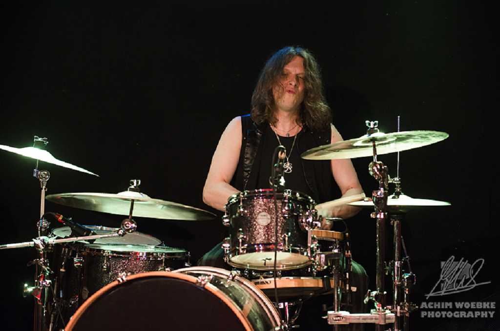 Skinny Molly Schlagzeuger