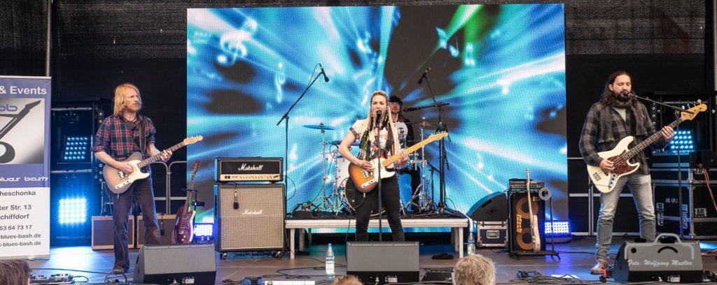 Seestadtfest Vanja Sky & Band