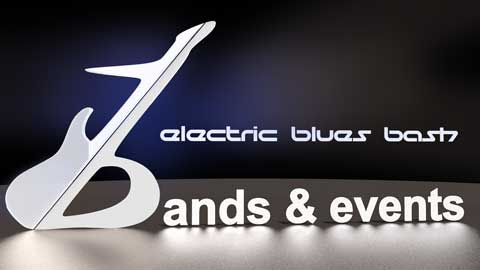 bands and events
