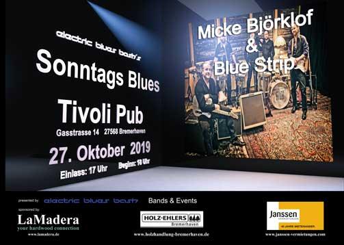 Micke Bjoerkloff & Blue Strip