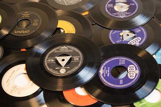 cd und schallplatten flohmarkt
